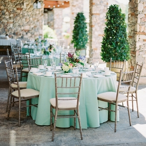 Mint Green Arizona Bridal Shower