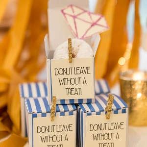 Blush And Gold Fall Bridal Brunch