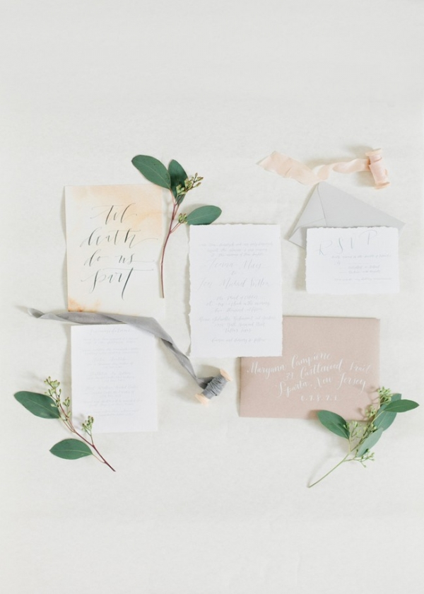 Coastal Autumn Wedding Inspiration