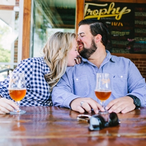 Craft Beer Engagement Session