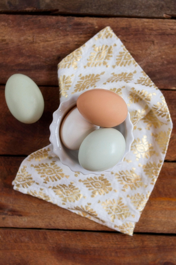 DIY Easter Place Setting