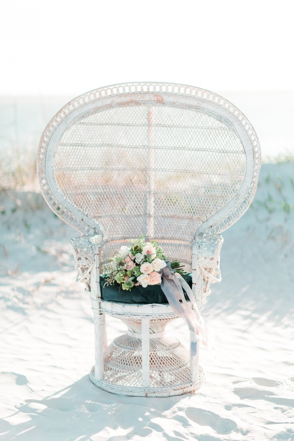Dreamy Styled Coastal Bridals