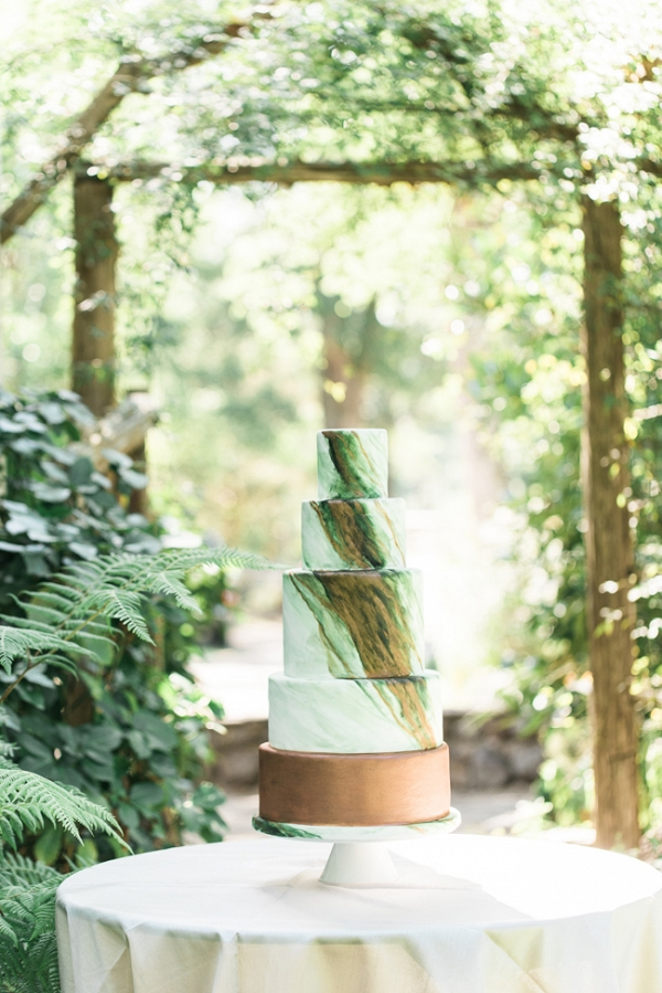 Greenery Wedding Inspiration