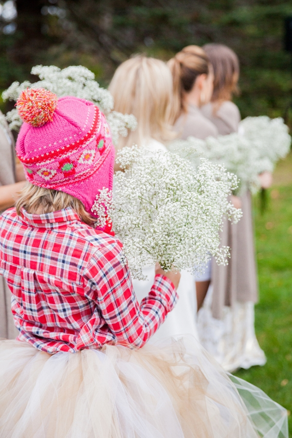 Flower Girl Winter Attire