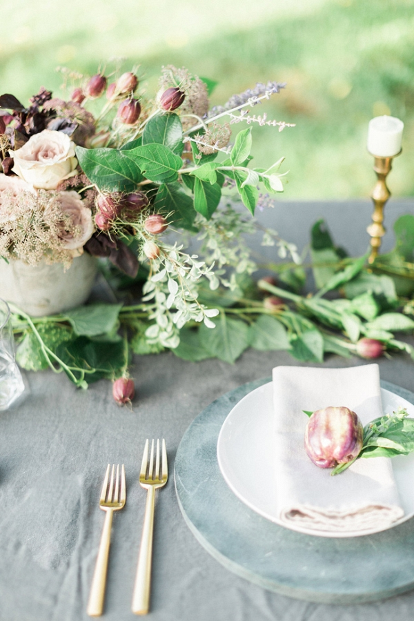 A Farm To Table Styled Shoot