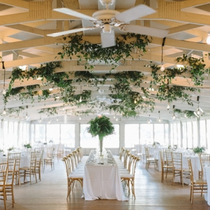 Charleston SC Wedding Filled With Ferns