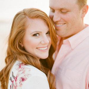 Tropical Beach Engagement