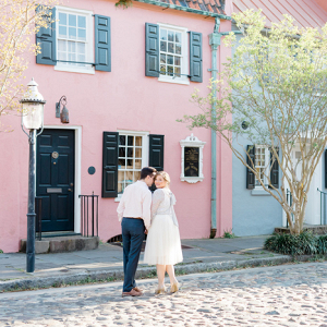 Destination Charleston Engagement