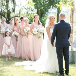 Preppy Coastal Charleston Wedding