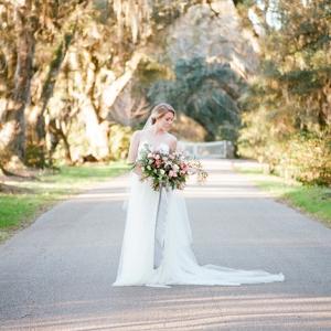 Magnolia Plantation Bridal Portraits