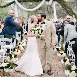 Southern Fall Wedding
