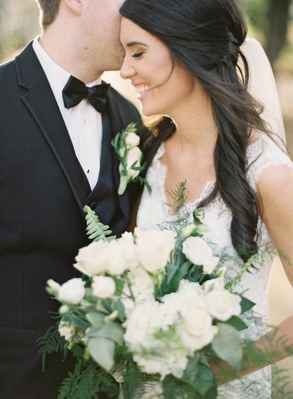 Georgia Wedding In White Palette