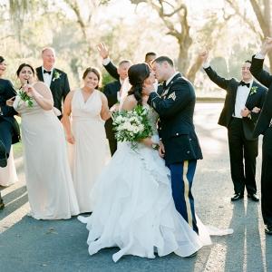 Glamorous Southern Wedding In South Carolina