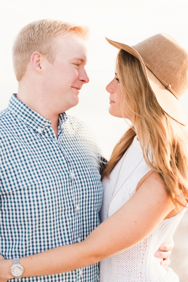 Laid Back Beach Engagement