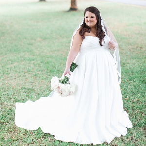 Bridal Portraits In Anderson South Carolina