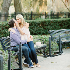 Engagement Session In Florida