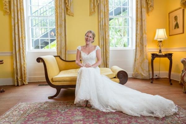 Elegant Charleston Plantation Wedding