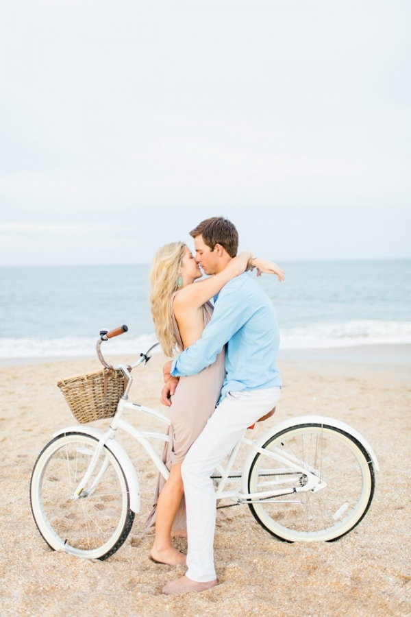 Romantic St. Augustine Engagement