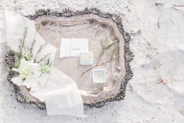 Styled Coastal Bridals in Florida