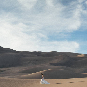 Colorado Bridal Styled Shoot at The Great Sand Dunes