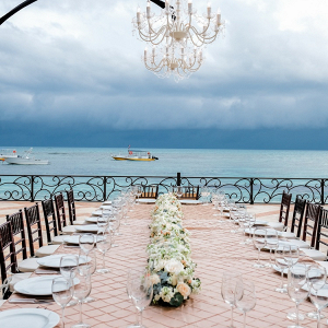 Oceanside reception