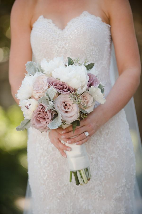 Mauve bouquet