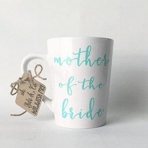 Mug for a mother of the bride gift