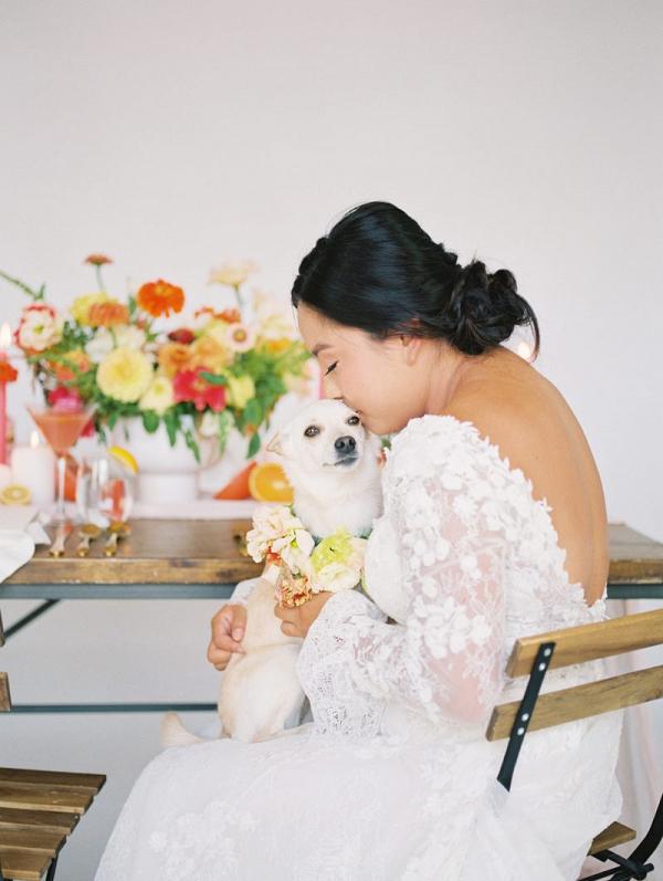 Bride's bestfriend