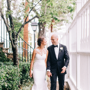 Charleston Wedding Governor Thomas Bennett House