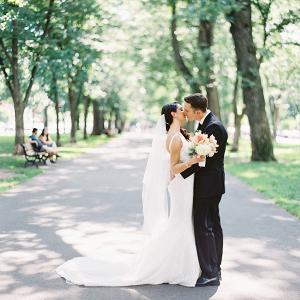 Boston wedding