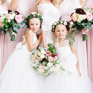 Princess Dresses for Flower Girls