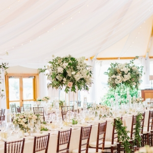 Elegant Green and Blush Wedding