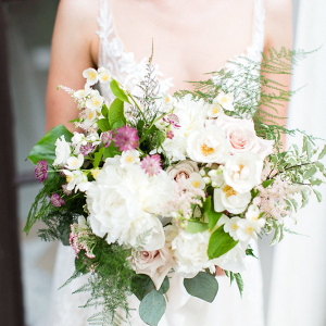Organic Loose Bridal Bouquet