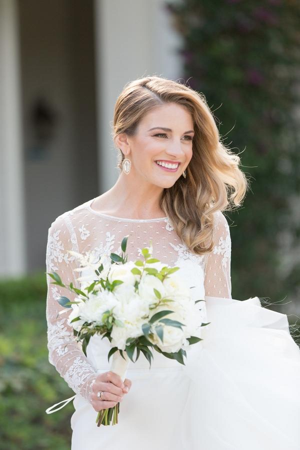 Modern Bridal Hair