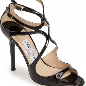 Jimmy Choo Lang Sandal Black