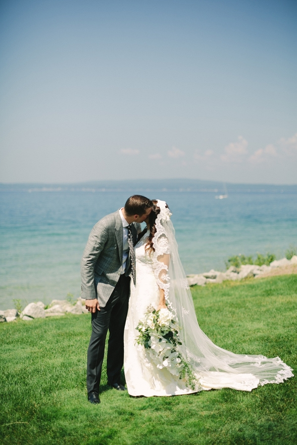 Seaside wedding on Elizabeth Anne Designs