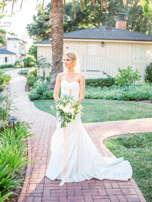 Bride in La Soie