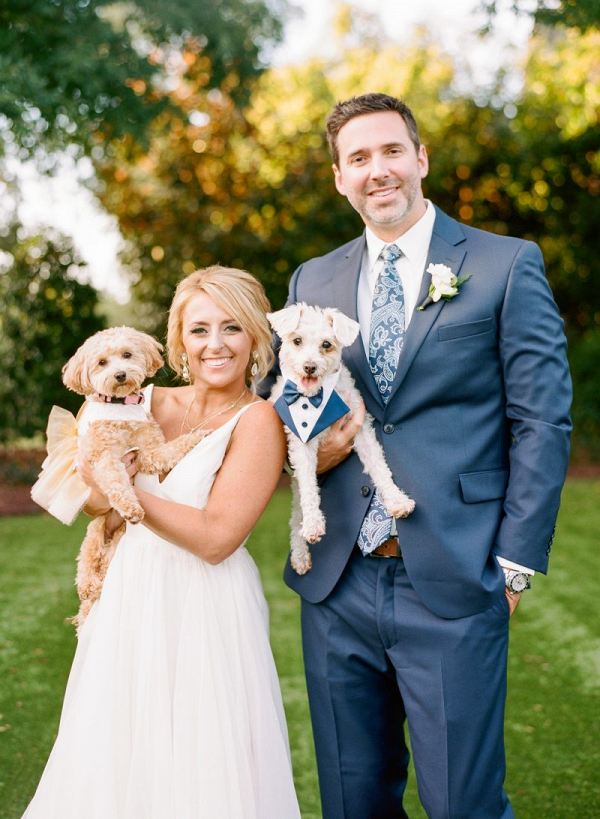 Luxe raleigh wedding with unique details