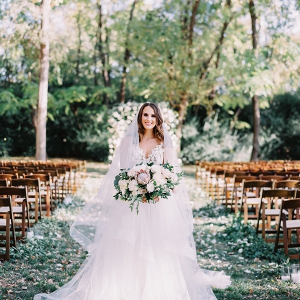 Elegant Dallas bride
