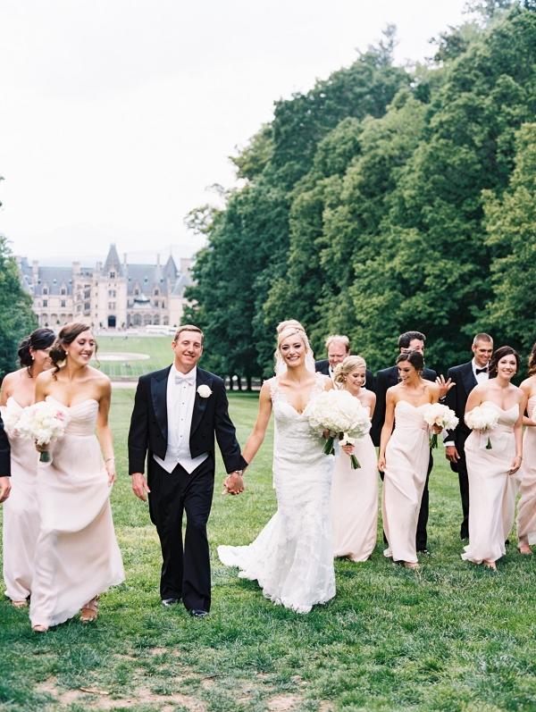 Biltmore Wedding Asheville