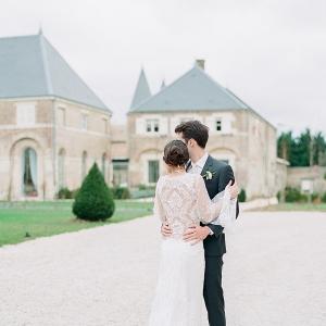 Destination Wedding Inspiration in France