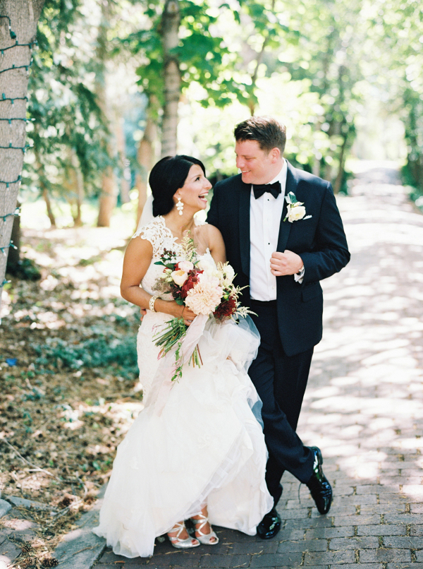 Elegant Salt Lake City wedding
