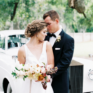 Elegant Charleston wedding