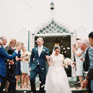 Nantucket Chapel Wedding