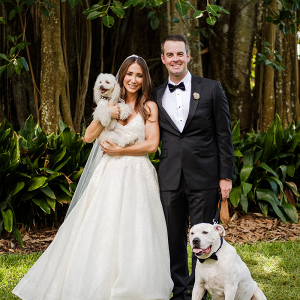 Classic Ringling Museum wedding