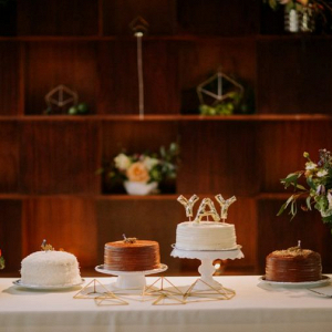 Dessert table on Every Last Detail