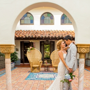 Moroccan inspired wedding inspiration on Every Last Detail