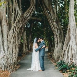 Sarasota Wedding Portrait