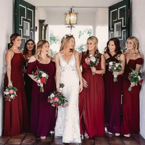 b5876ff8473 Mismatched Bridesmaids Dresses - Aisle Society