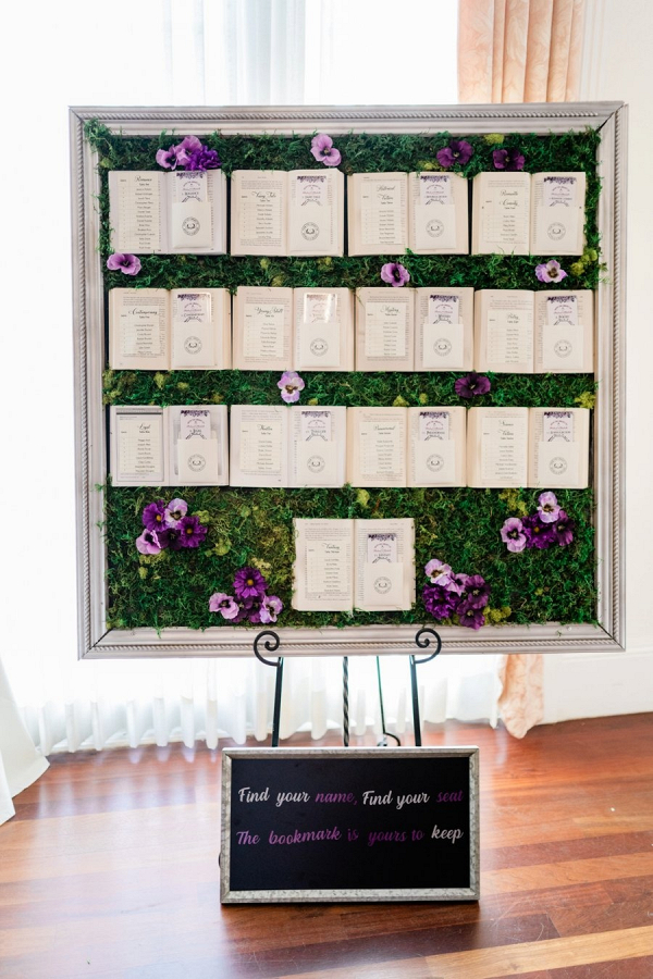 Fairytale book escort display